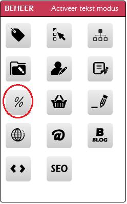 Puntensysteem voor uw Webshop