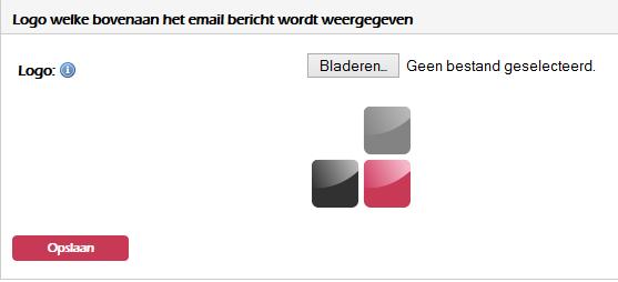 Logo van je bedrijf in e-mails laten weergeven