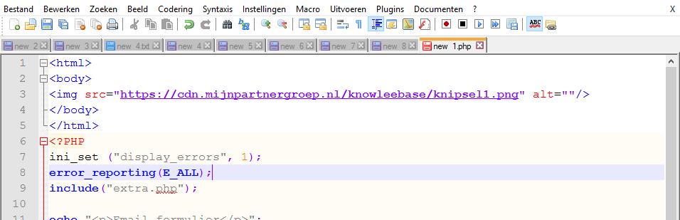 Wat is een 404 foutmelding?