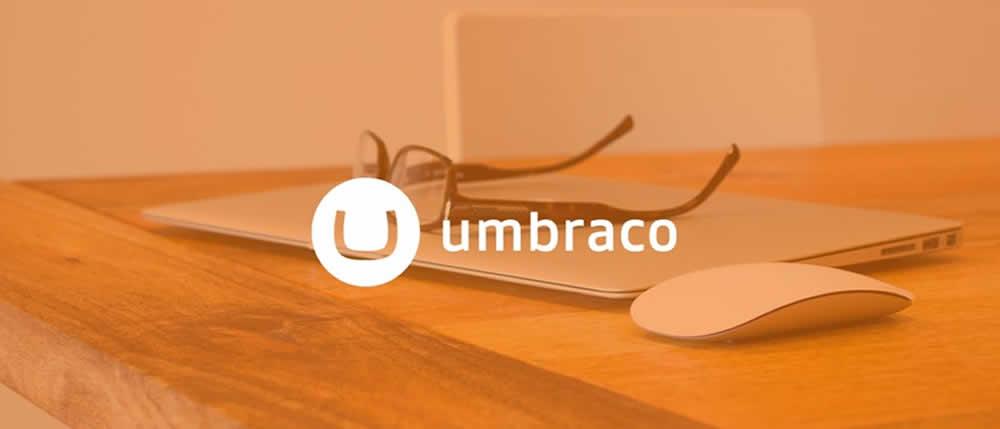 Umbraco website beginnen