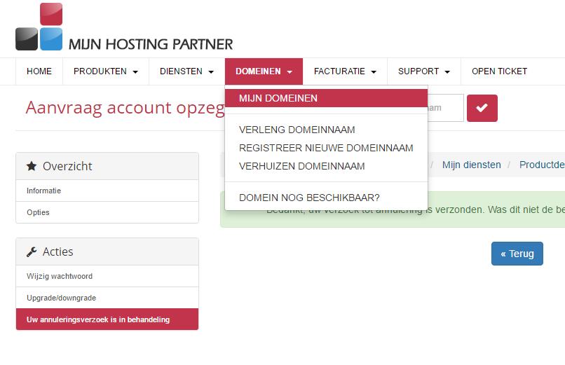www.MijnPartnerGroep.nl, www.MijnHostingPartner.nl