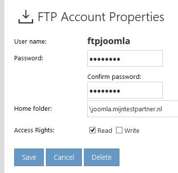 Hoe kan ik mijn website en gegeven beveiligen?