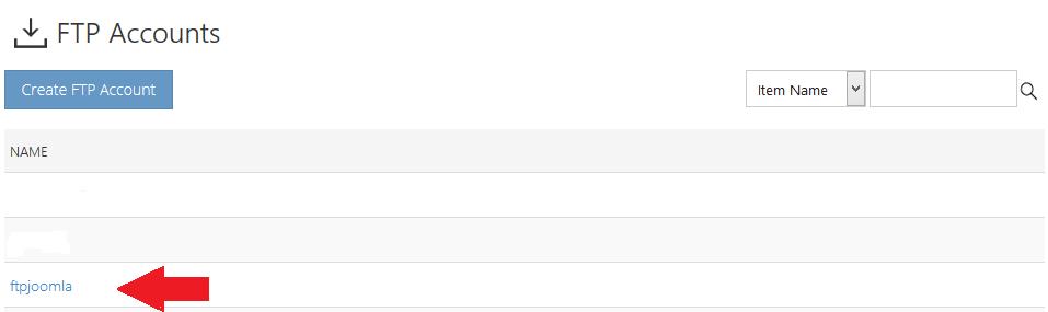 FTP gegevens wijzigen mijnhostingpartner.nl