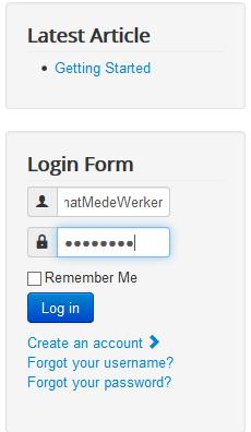 Hoe installeer ik joomla bij mijnhostingpartner.nl?