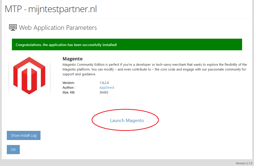 mijnhostingpartner.nl mijnpartnergroep.nl