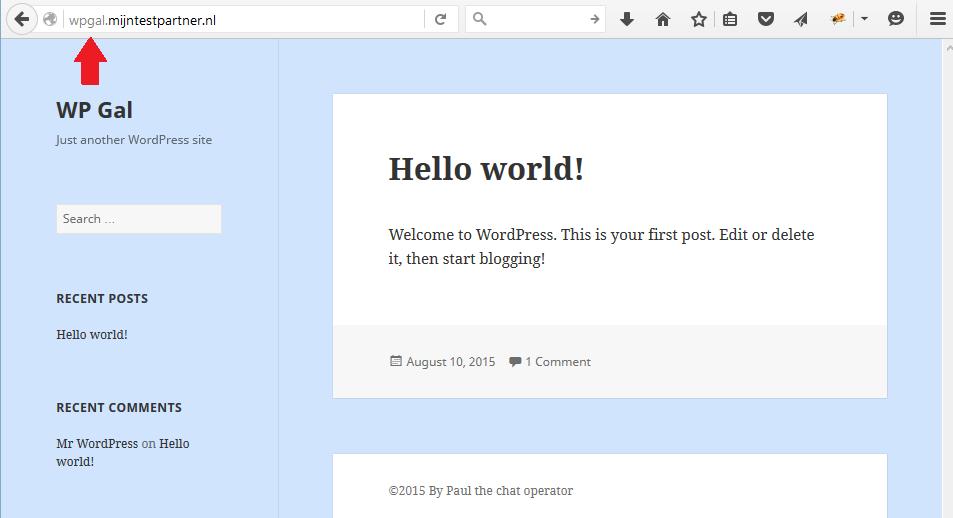 nieuwe website ontwikkelen 3